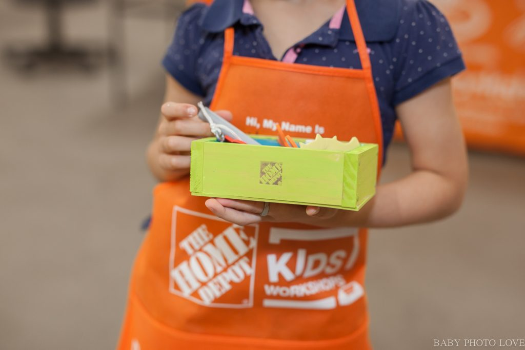 Lifestyle Session   Home Depot Workshop   Hudson, OH Photography