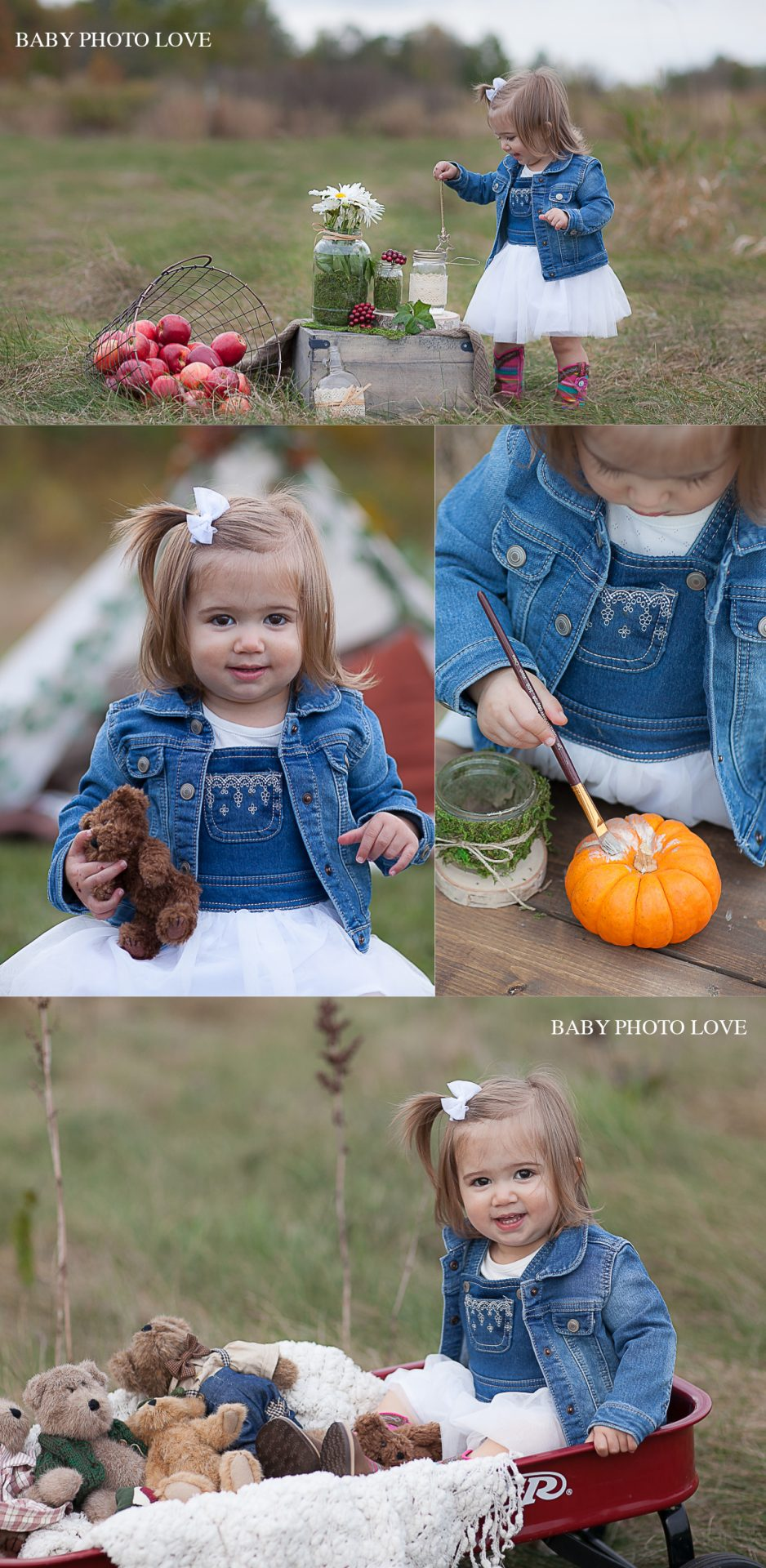 Fall Styled Session