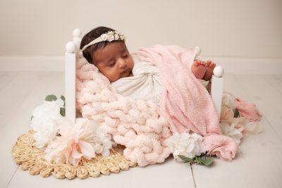 Baby Girl | Twinsburg Newborn Photography